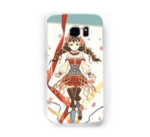 A Girl Samsung Galaxy Case/Skin