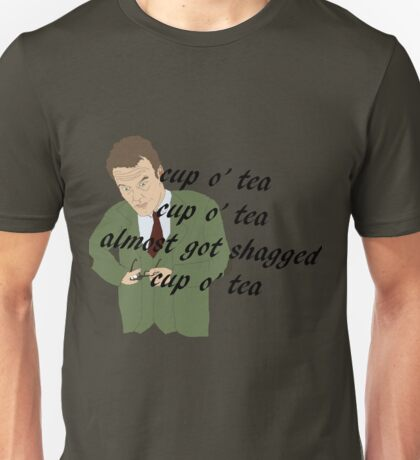 Did your whole life flash before your eyes? Unisex T-Shirt
