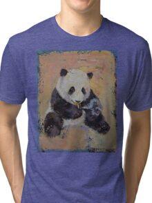 Cigarette Break Tri-blend T-Shirt