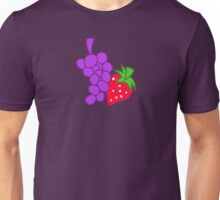 My little Pony - Berry Punch Cutie Mark V3 Unisex T-Shirt