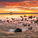 Hastings Point Sunrise by Peter Yates