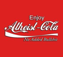 Atheist-Cola by NigelSpudCarrot