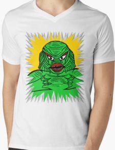 Creature Mens V-Neck T-Shirt