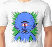 Space Cyclops Unisex T-Shirt