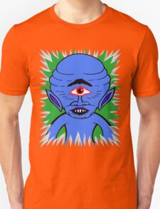Space Cyclops Unisex T-Shirt