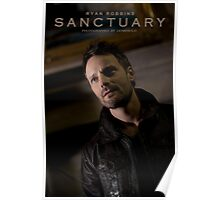 Ryan Robbins - Actor [Sanctuary TV Series Season 4] Poster