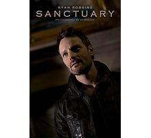 Ryan Robbins - Actor [Sanctuary TV Series Season 4] Photographic Print
