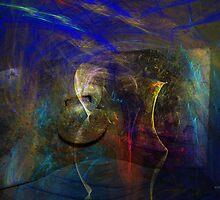 Modern expressions, abstract wallart by walstraasart