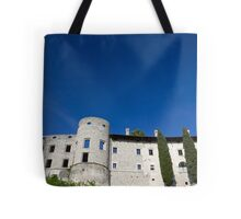 The Medieval Village Tote Bag