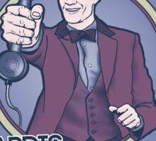 TARDIS Helpline Sticker