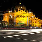 Flinders Street Station 2 by Davisoncraig