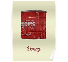 Donny Poster