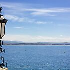 Terrace On The Adriatic Sea by Emmeci74
