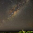 Milky Way Panorama by bazcelt