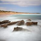 Kilcunda Surf Beach by Jim Worrall