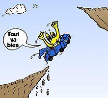 Tout Va Bien Webcomic de Euroman by Binary-Options