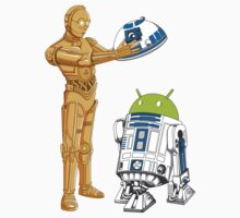 Droid in Disguise by kuzzie