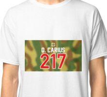 Panzer Aces - Otto Carius Camo Classic T-Shirt