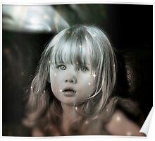 My Little Grandaughter Skye Poster