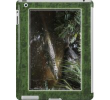Crocodile iPad Case/Skin