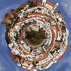 Silves Pano Planet by manateevoyager