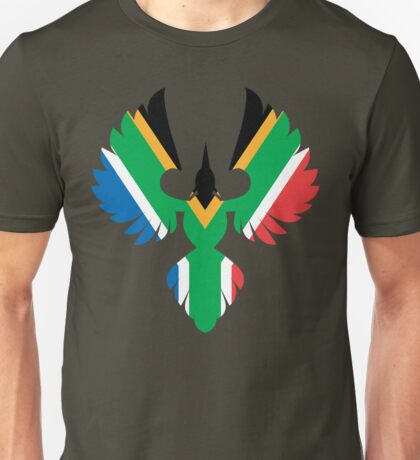 South Africa Phoenix Unisex T-Shirt