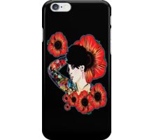 Sexy Inked Girl iPhone case- tattoo design iPhone Case/Skin