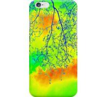 Winter tree in London 2013 iPhone Case/Skin
