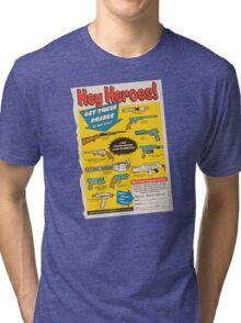 Heroes Prize Tri-blend T-Shirt