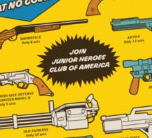 Heroes Prize Sticker