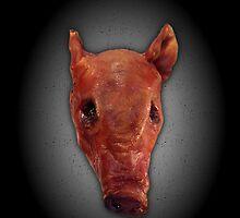 Pig's head by RusticShiraz