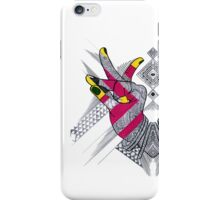 Dancing Hands - Brahmara 2 iPhone Case/Skin