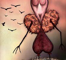 Birdy by matan kohn