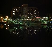 The Hobart Wharf #2 by Kathryn Page