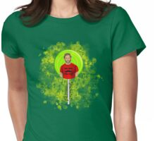 Hello Trickster Womens Fitted T-Shirt