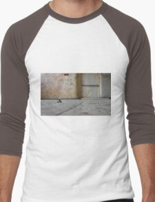Big World Men's Baseball ¾ T-Shirt