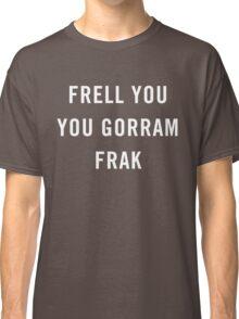 Nerd Swears Classic T-Shirt