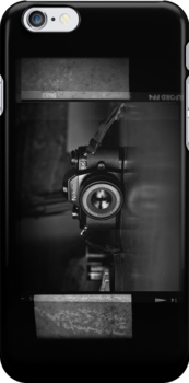 Nikon EM / iPhone by Thierry Vincent