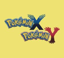 Pokemon X and Y logo by alexcool