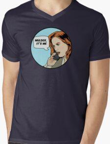 Pop Scully Mens V-Neck T-Shirt