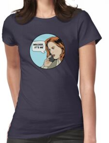 Pop Scully Womens Fitted T-Shirt