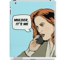 Pop Scully iPad Case/Skin