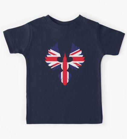 UK Phoenix Kids Tee