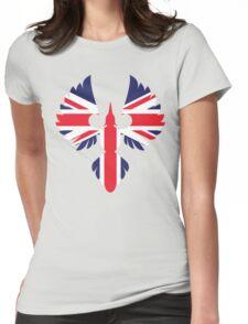 UK Phoenix Womens Fitted T-Shirt
