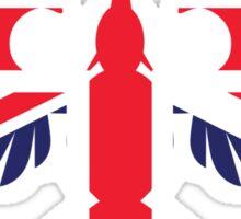 UK Phoenix Sticker