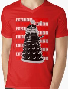 Dalex Mens V-Neck T-Shirt