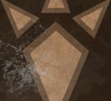 Hot Rodder's Wild Goron Rolling Team Sticker