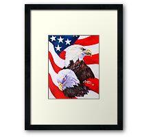 United Watch Framed Print