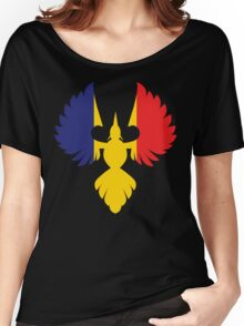 Romania Phoenix Women's Relaxed Fit T-Shirt