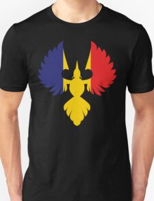Romania Phoenix Unisex T-Shirt